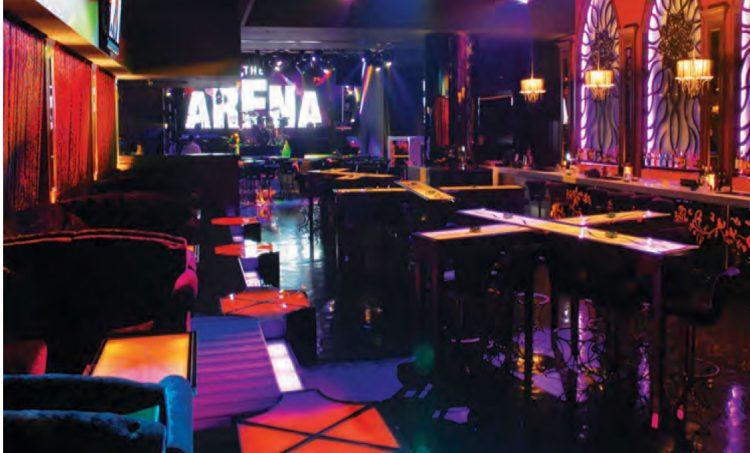The Arena – Singapore